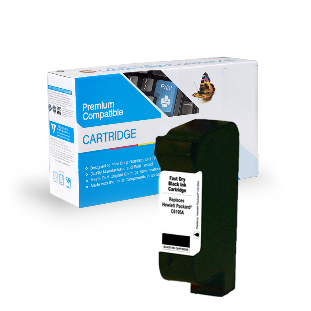 HP C6195A Ink Cartridge