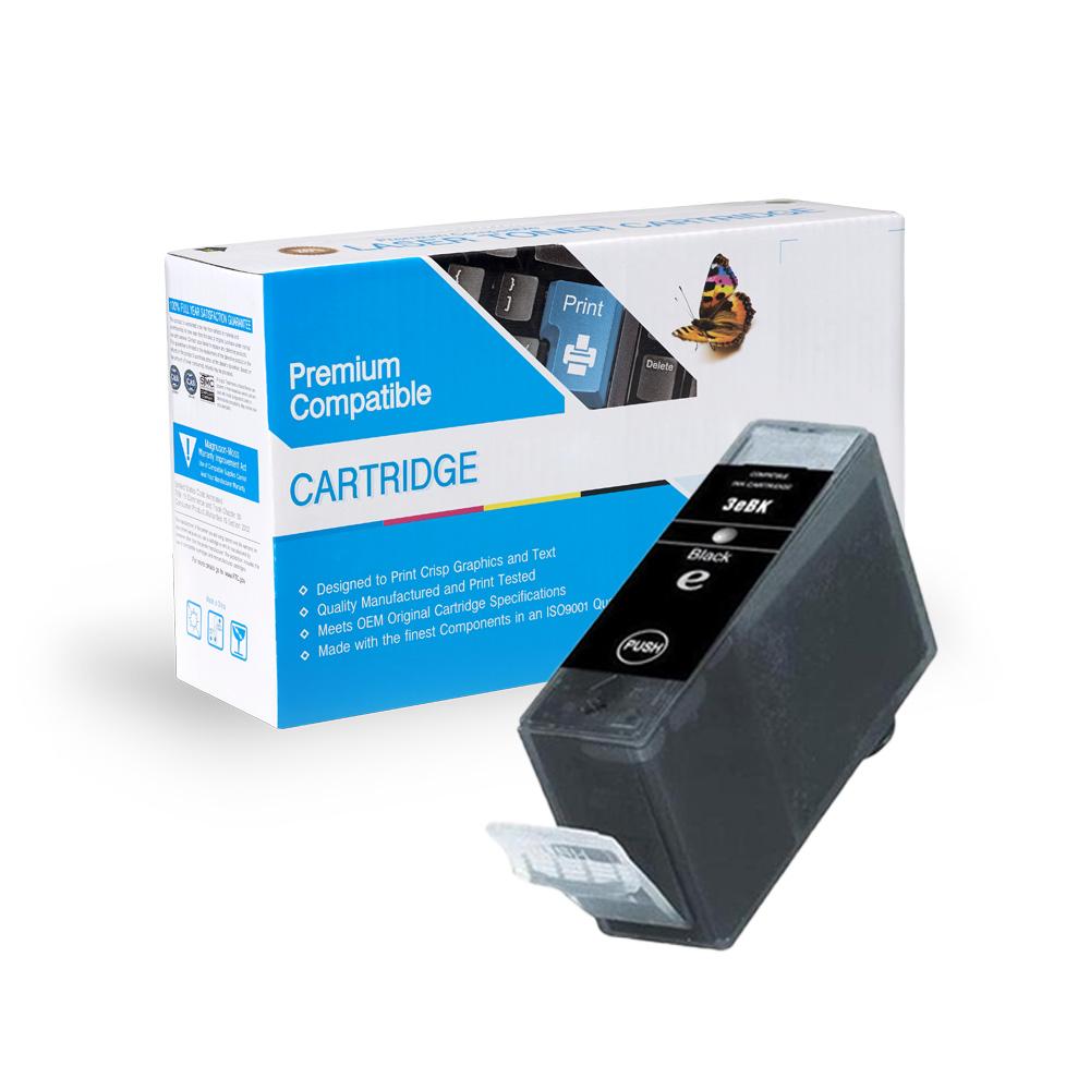Canon Compatible  BCI-3eBK