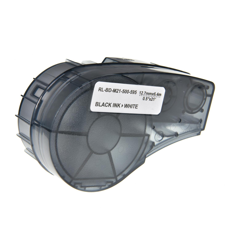 Brady  Label Tape M21-500-595-WT