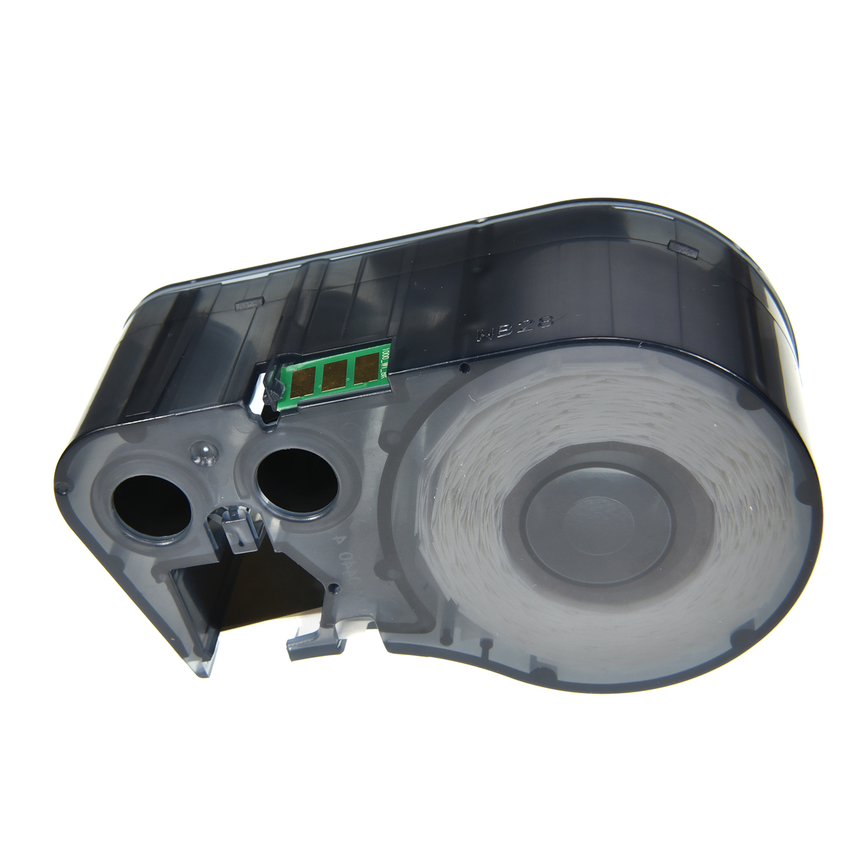 Brady  Label Tape MC-1000-595-WT-BK