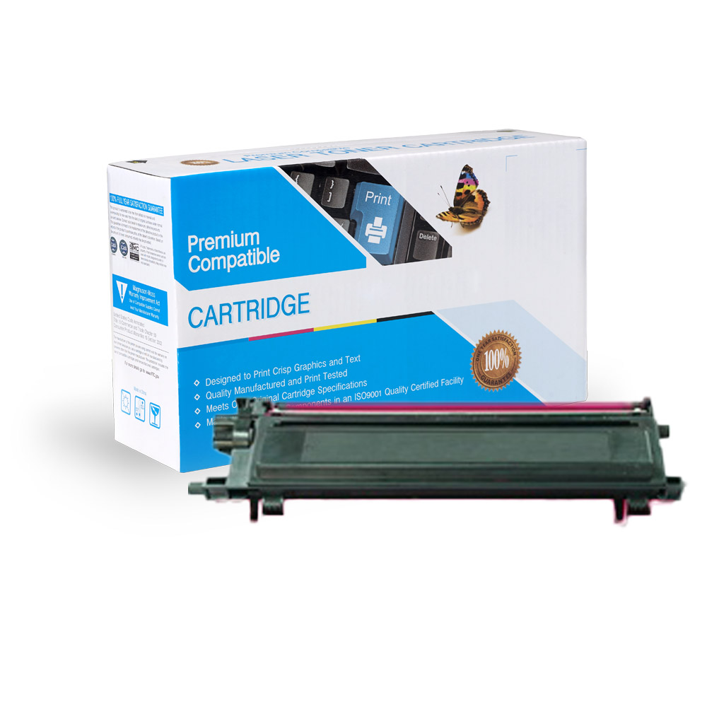 Brother Remanufactured Toner TN115M