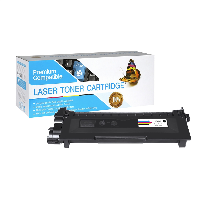 Brother Compatible Toner TN630, TN660