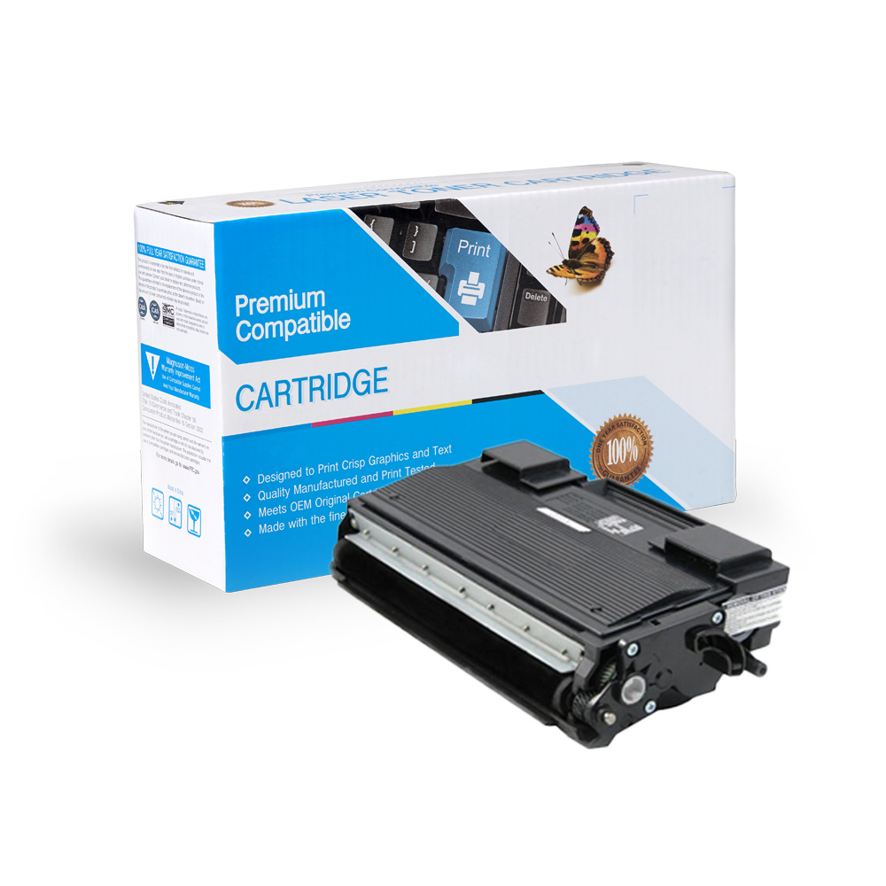 Brother Remanufactured Toner TN670, 4100
