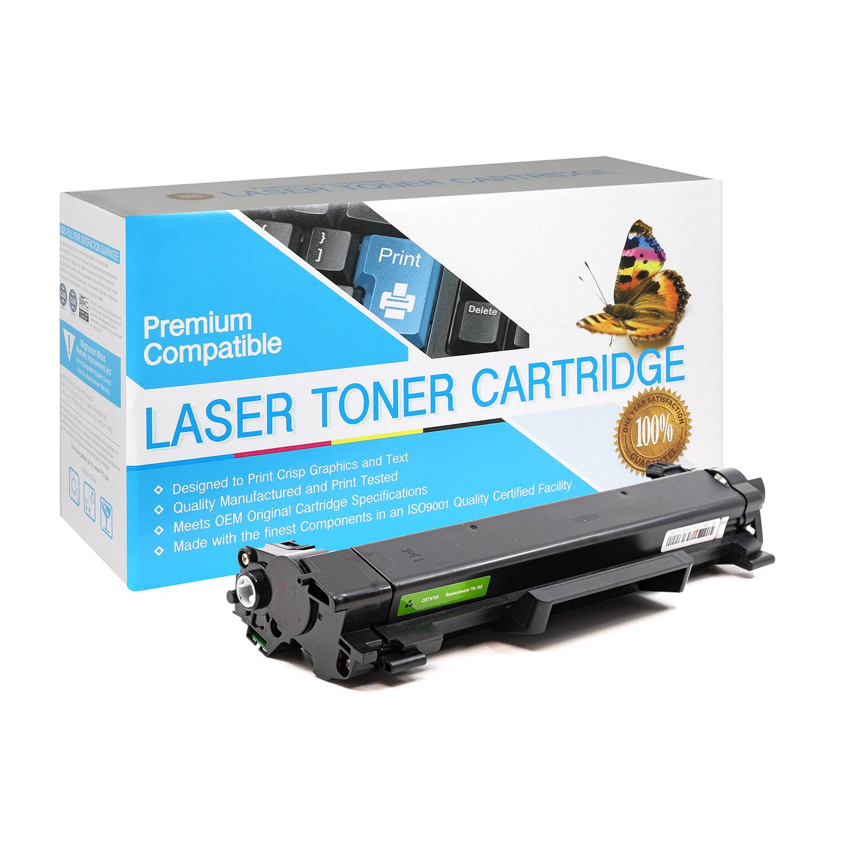 Brother TN-760 Black Toner Cartridge