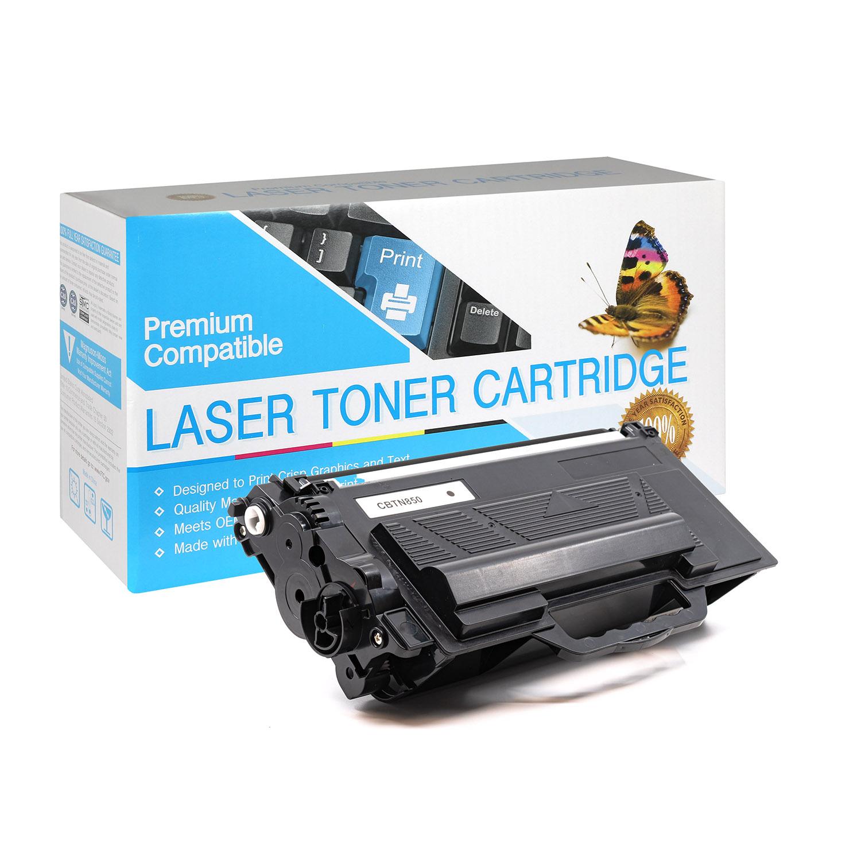 Brother TN850 Black High-Yield Toner Cartridge