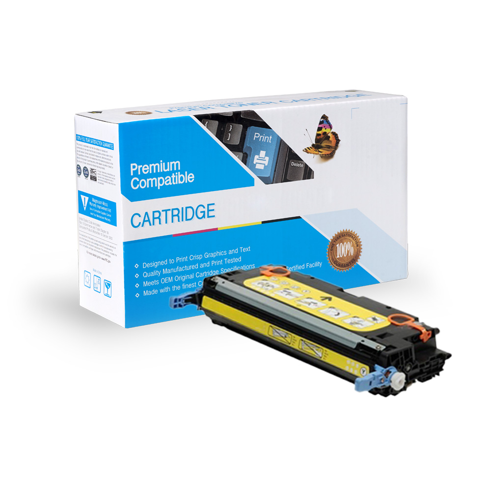 Canon Remanufactured Toner 1657B001AA, CRC111Y