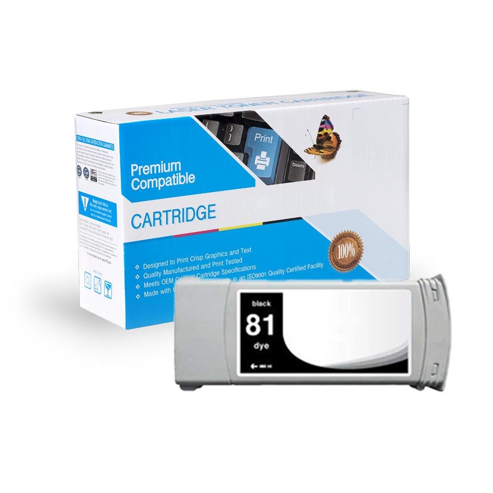 HP Remanufactured  C4930A, #81