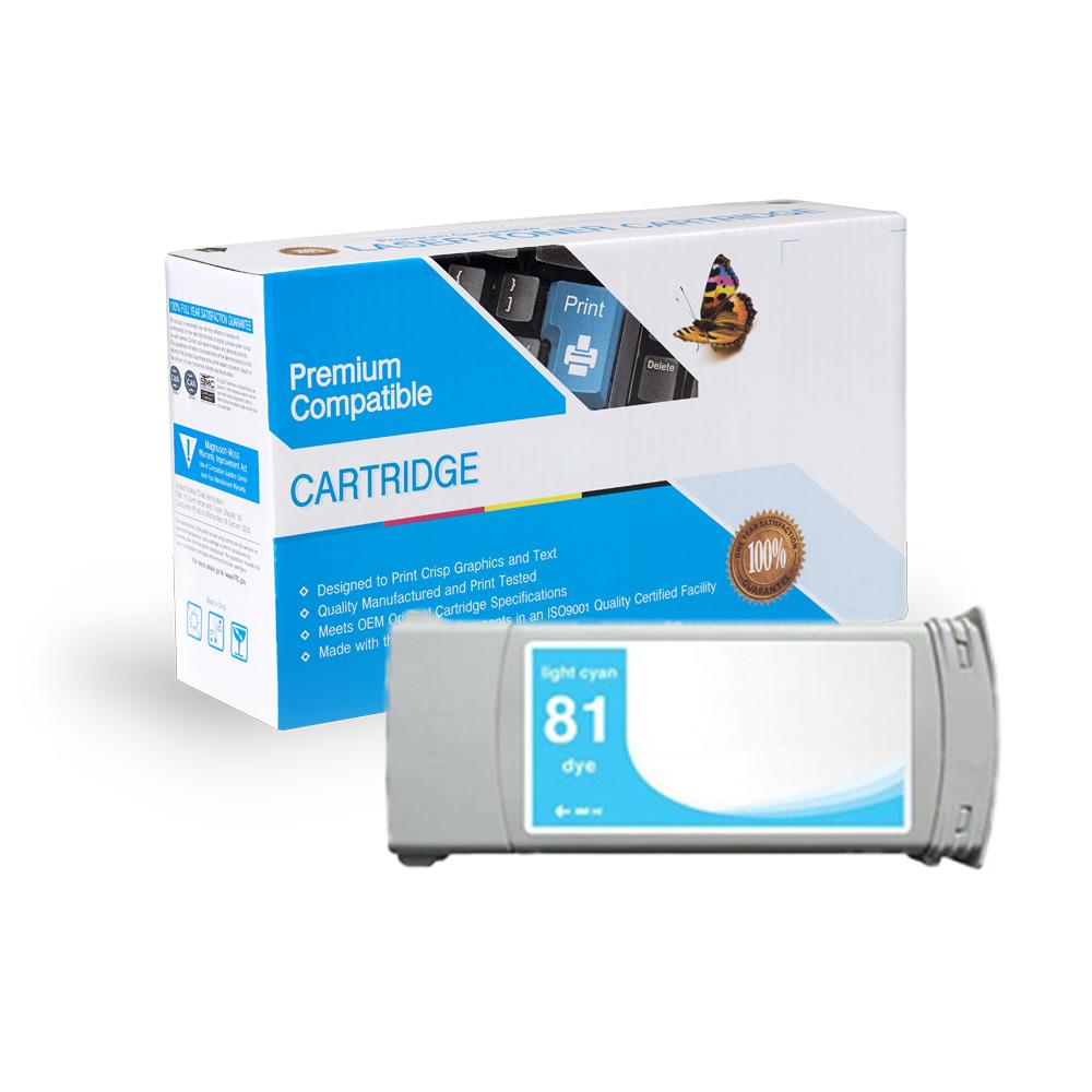 HP Remanufactured  C4934A, #81