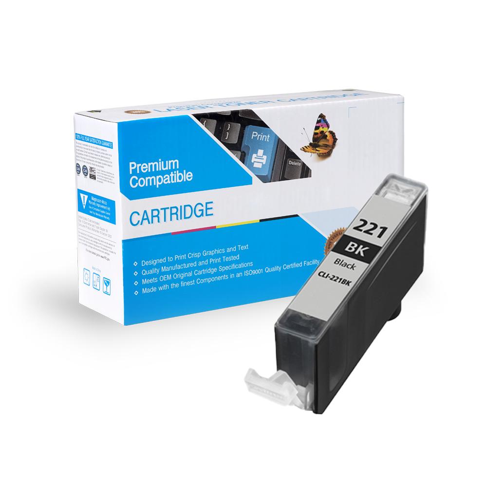 Canon Compatible  CLI-221Bk