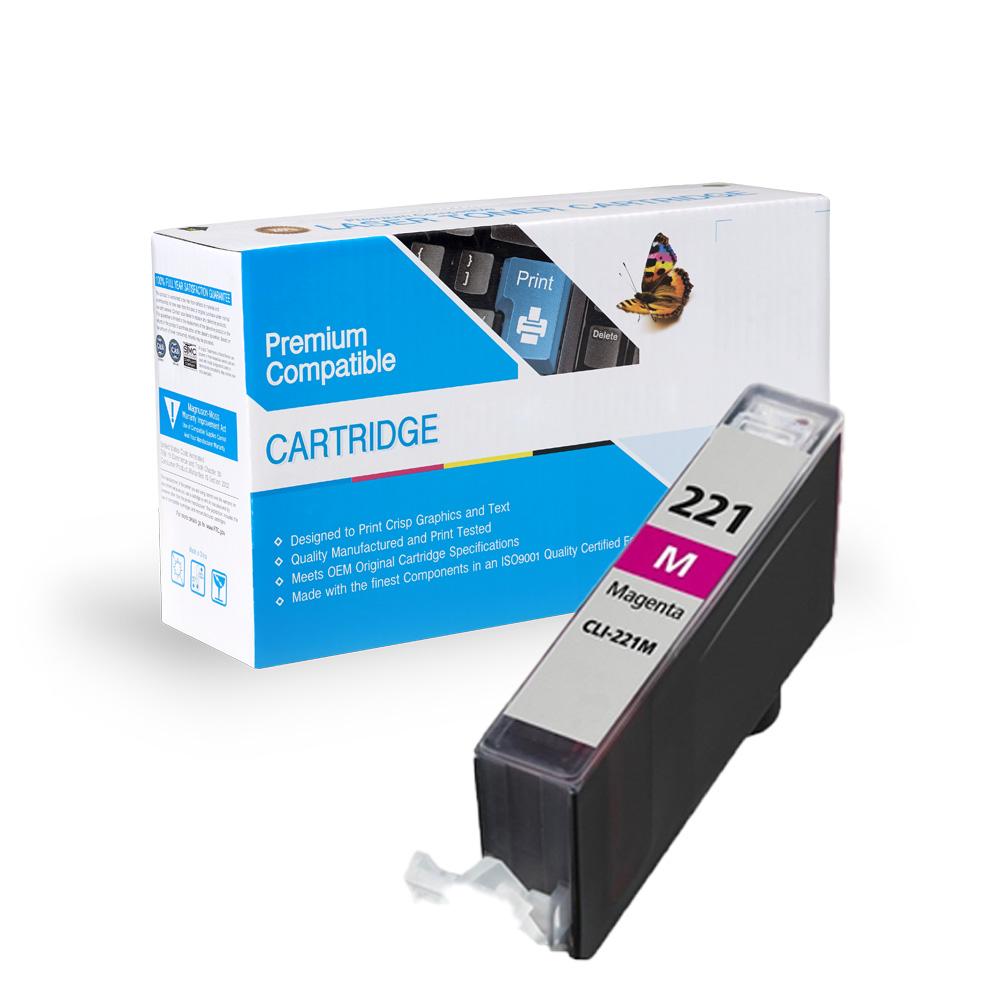 Canon Compatible  CLI-221M
