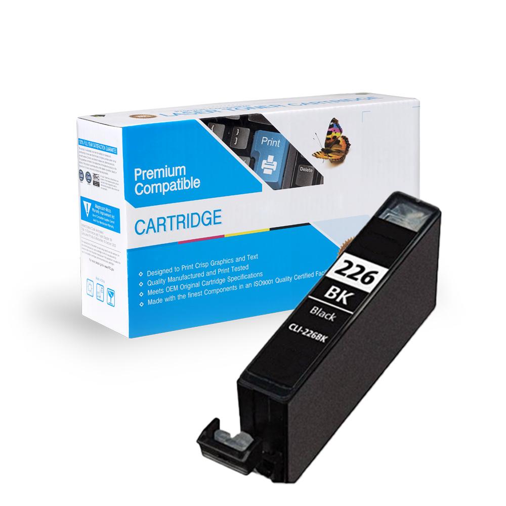 Canon Compatible  CLI-226Bk