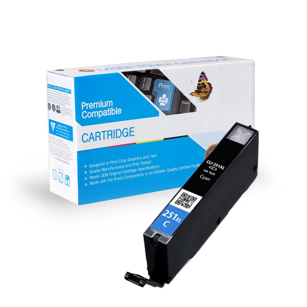 Canon Compatible  CLI-251xl C