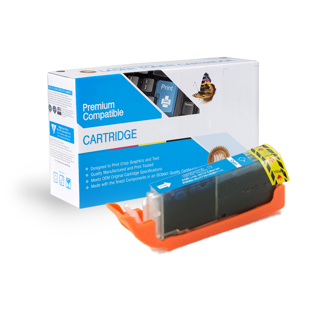 Canon Compatible  CLI-271XLC