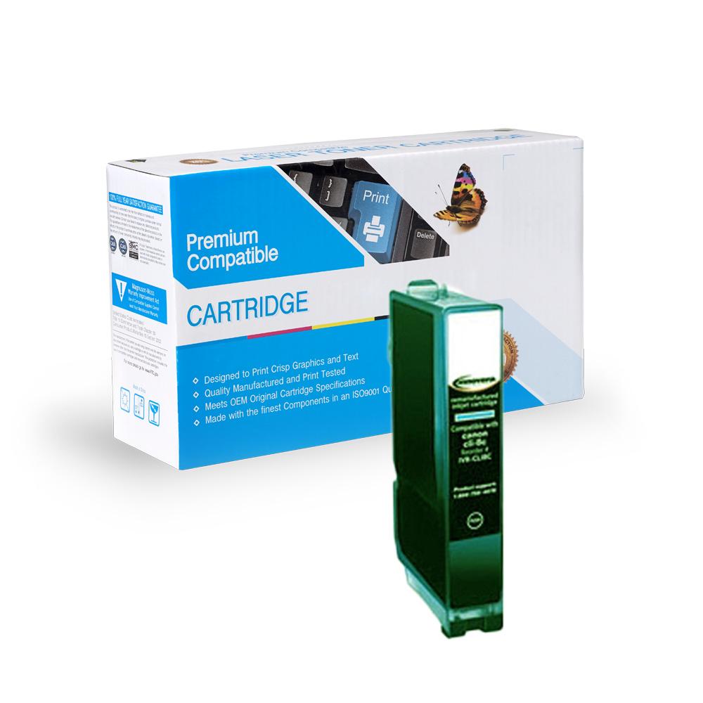Canon Compatible  CLI-8 Green