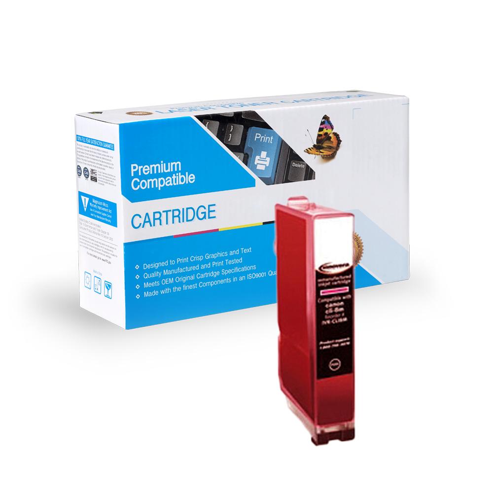 Canon Compatible  CLI-8 Red