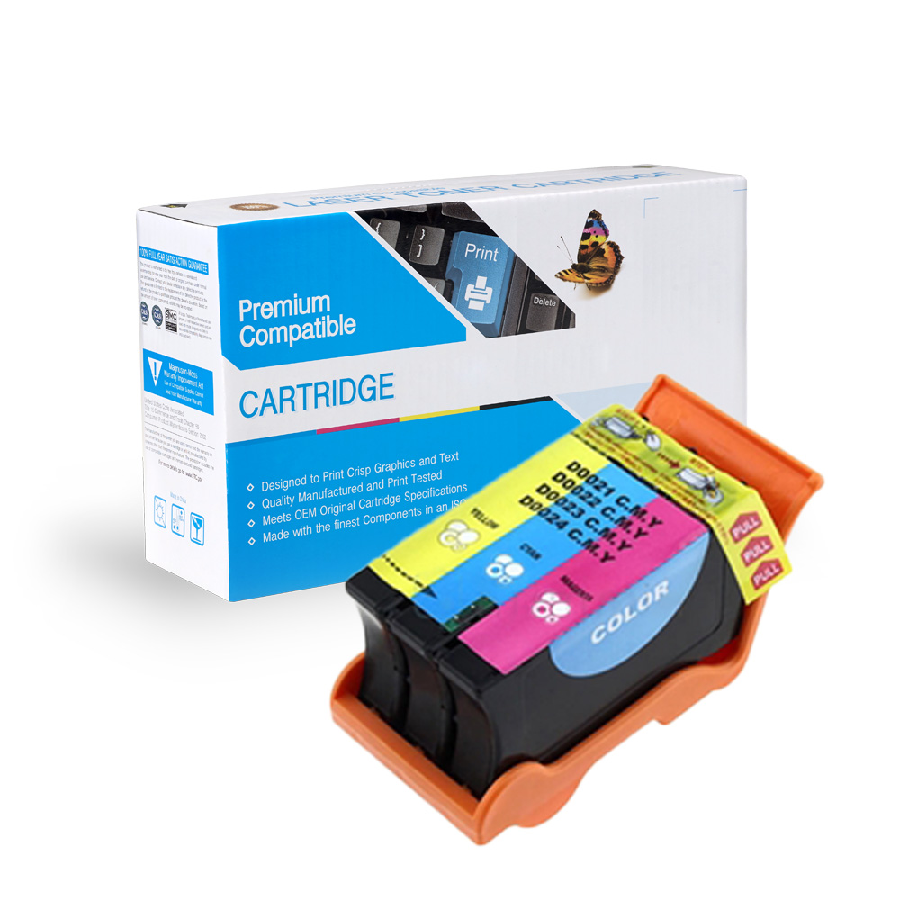 Dell Compatible  Series 21, 22, 23, 24, T094N, T092N, T106N, T110N, 330-5254, 330-5256, 330-5888