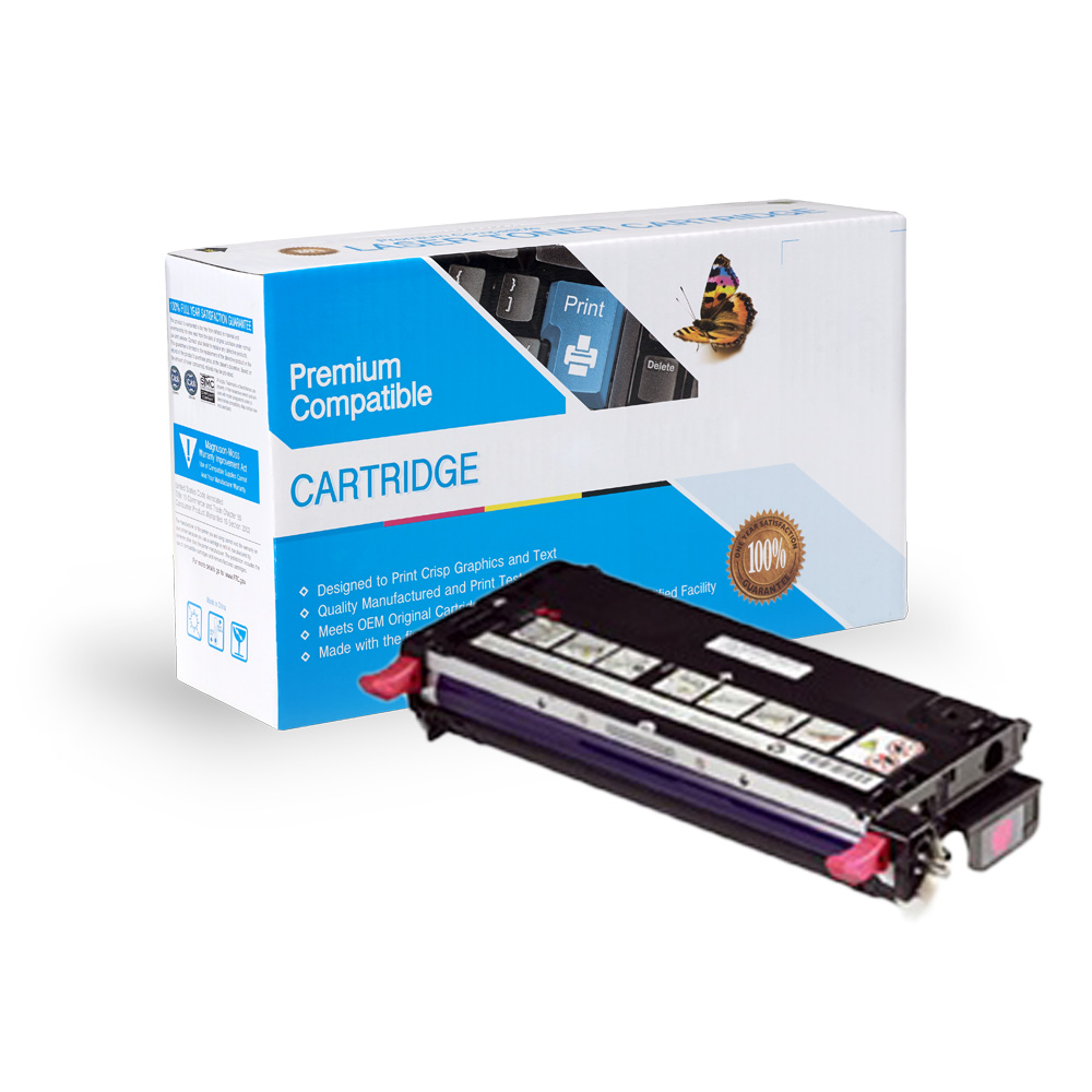 Dell Remanufactured Toner 330-1195, 330-1200