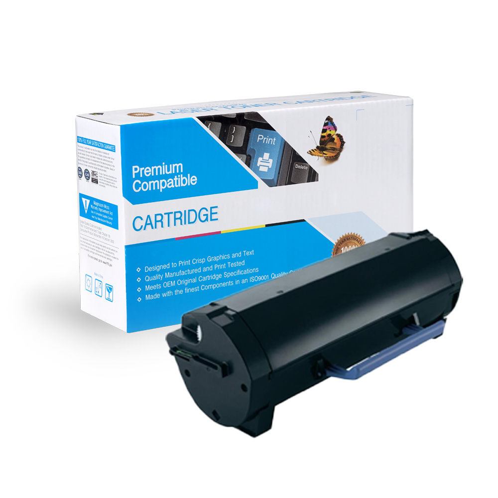 Dell Compatible Toner 331-9807, 331-9808, HJ0DH, 1XCHF