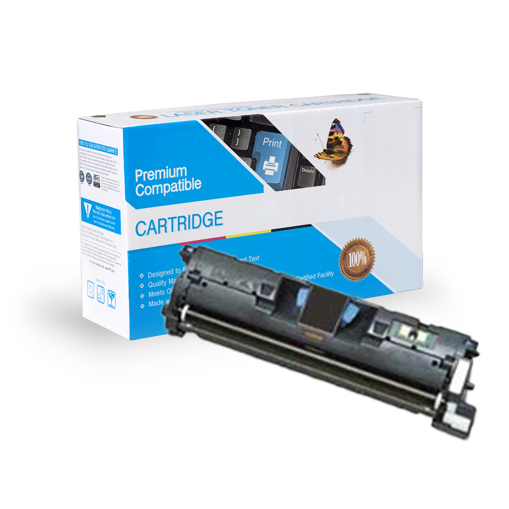 Canon Remanufactured Toner EP87BK, C9700A, Q3960A