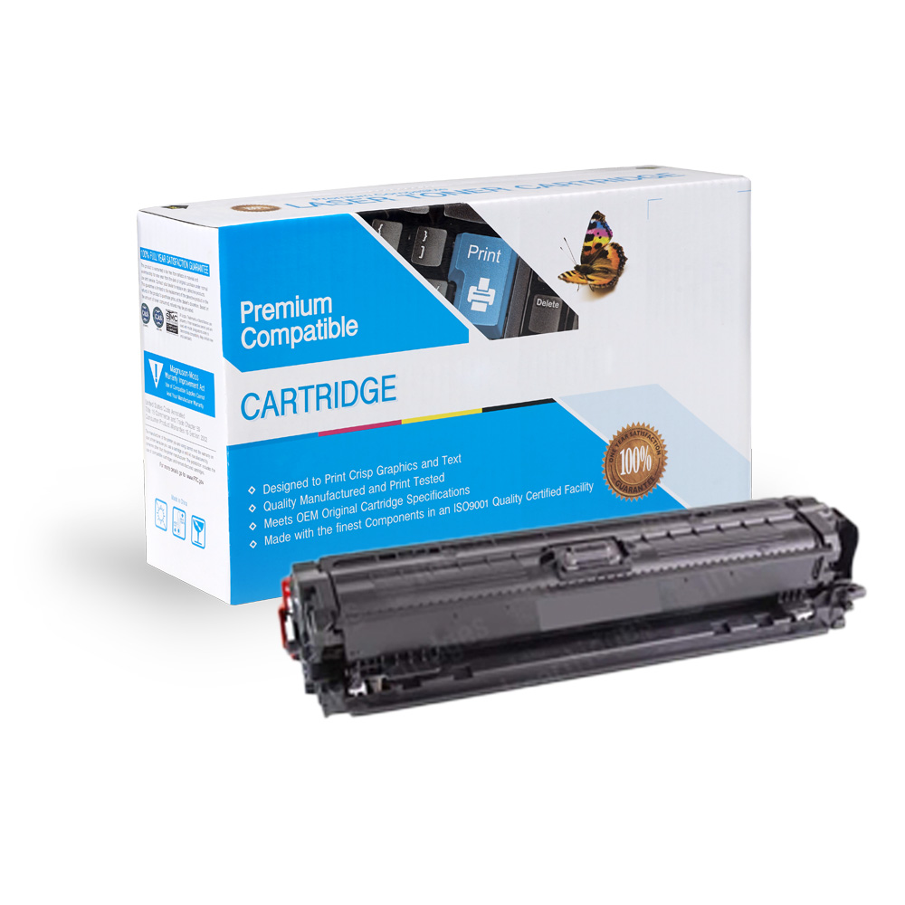 HP Remanufactured Toner CE270A