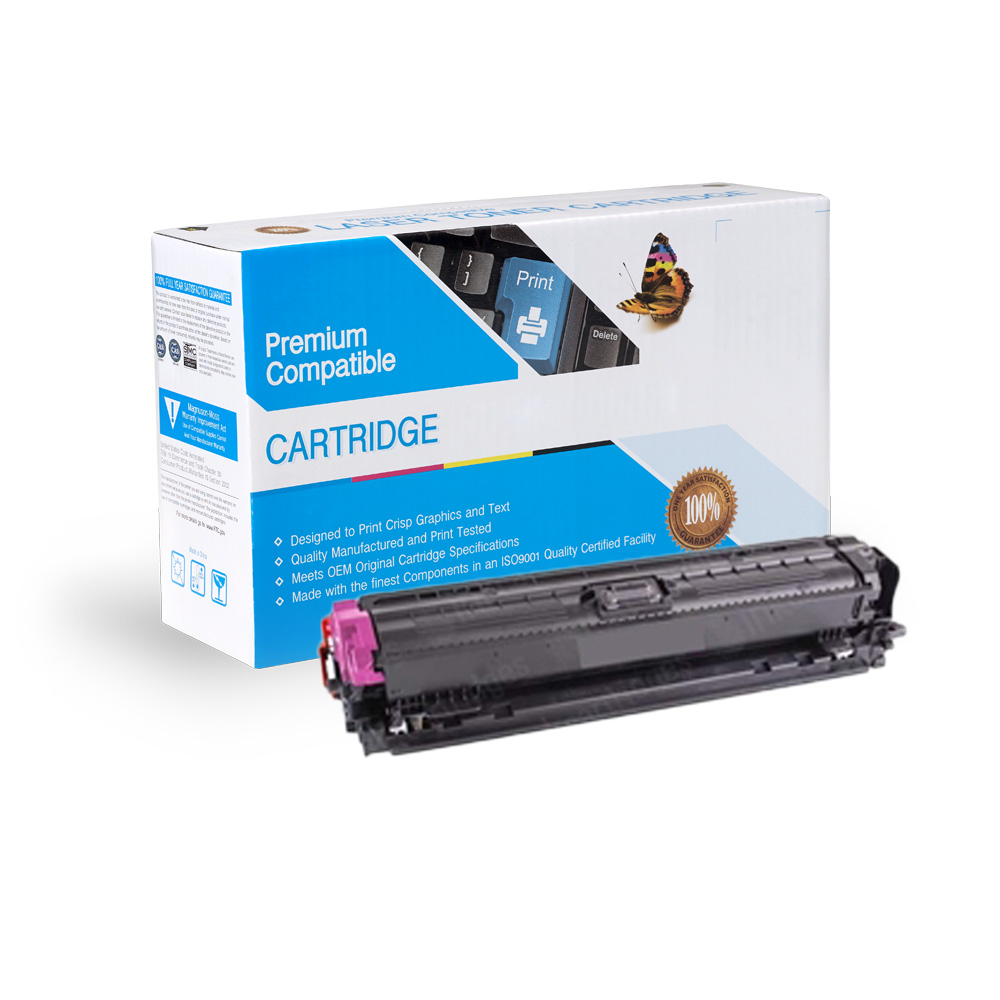 HP Remanufactured Toner CE273A
