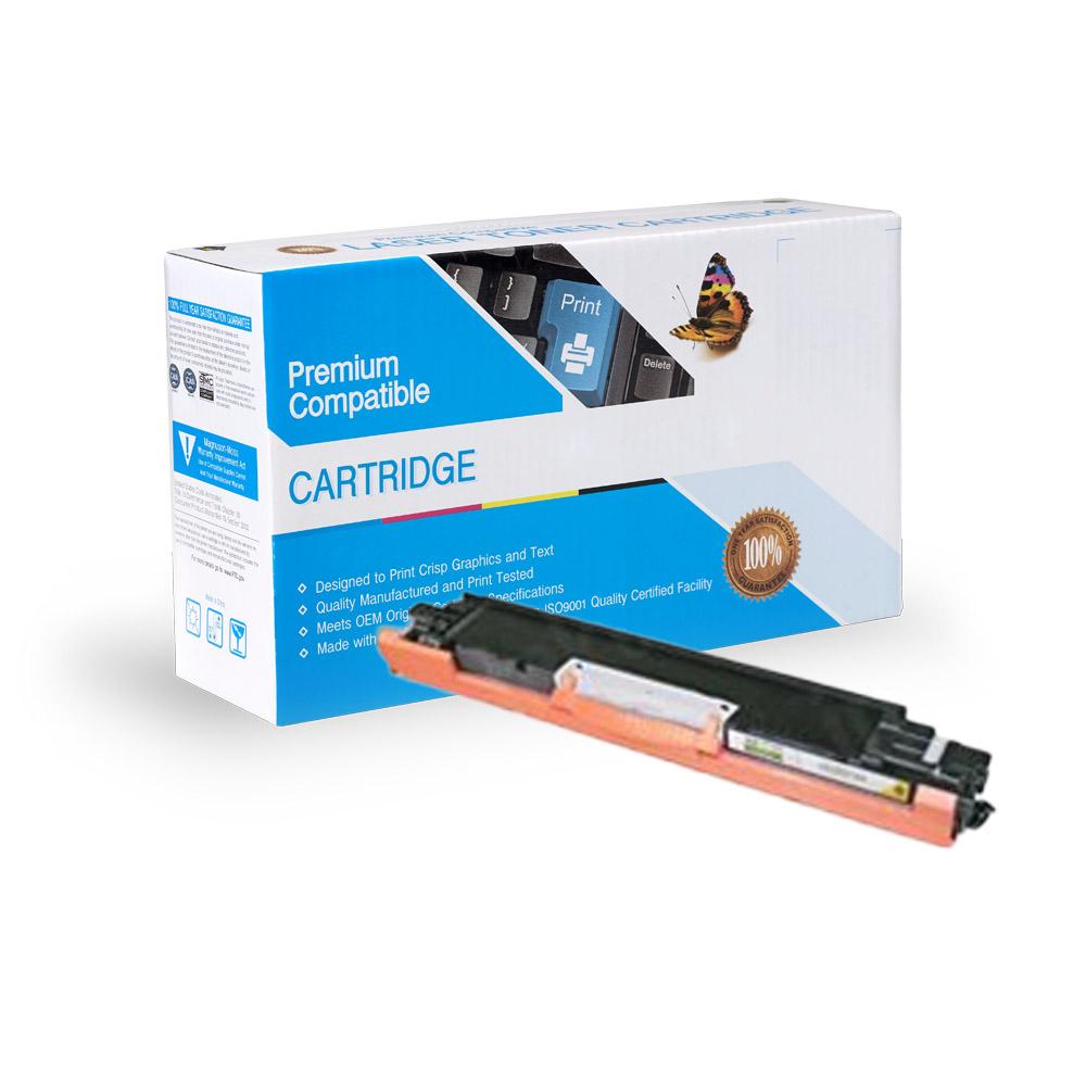 HP Compatible Toner CE312A, 126A
