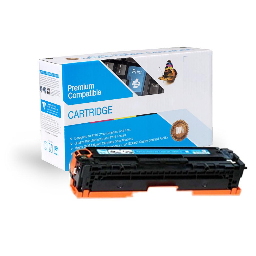HP Remanufactured Toner CE321A, 128A