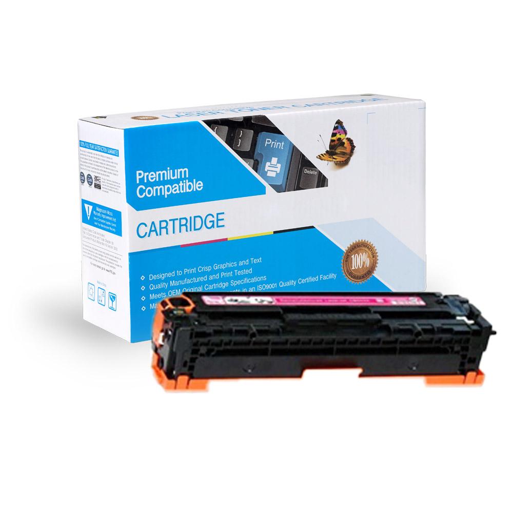 HP Remanufactured Toner CE323A, 128A