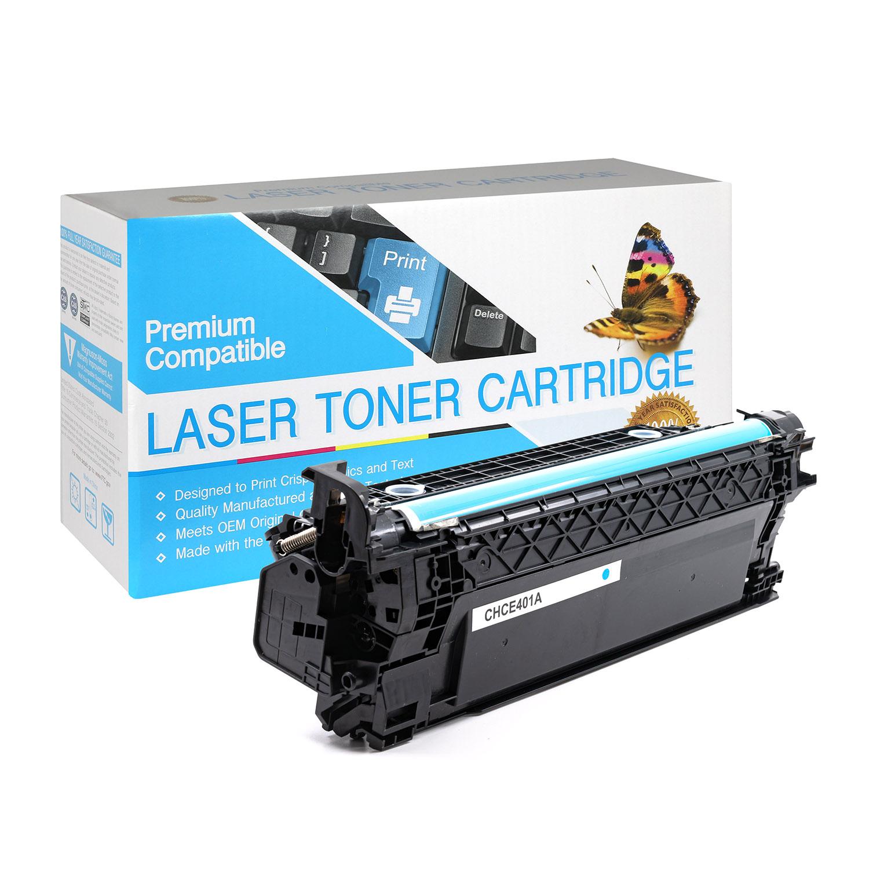 HP Compatible Toner CE401A, 507A