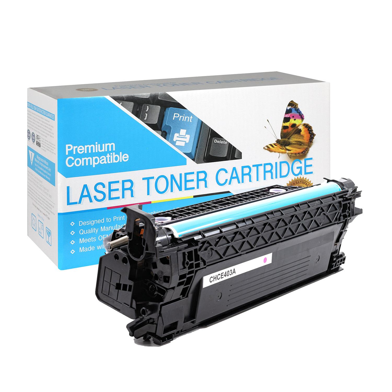 HP Compatible Toner CE403A, 507A