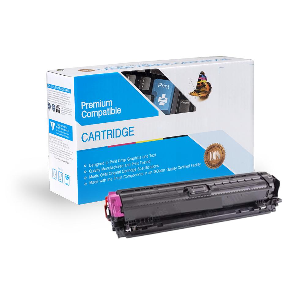 HP Remanufactured Toner CE743A