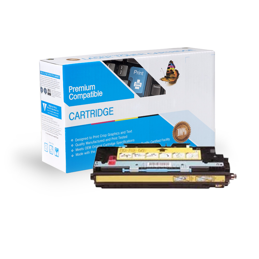 HP Remanufactured Toner Q2672A