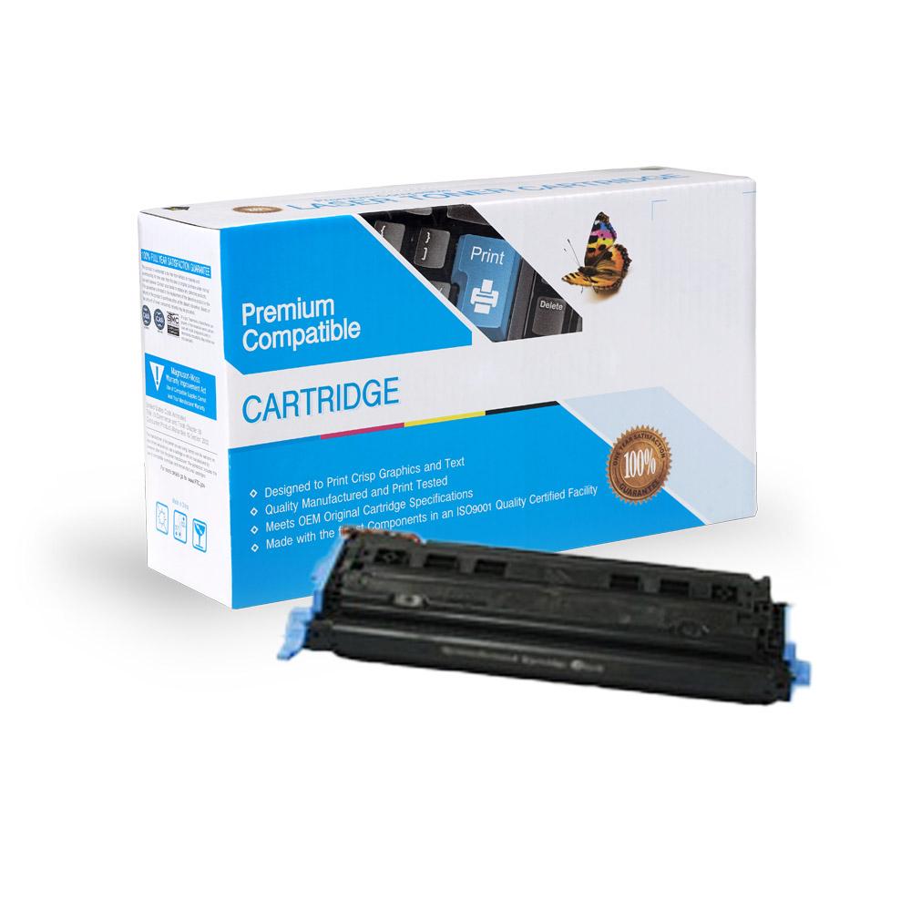 HP Q6000A (HP 124A) Black Toner Cartridge