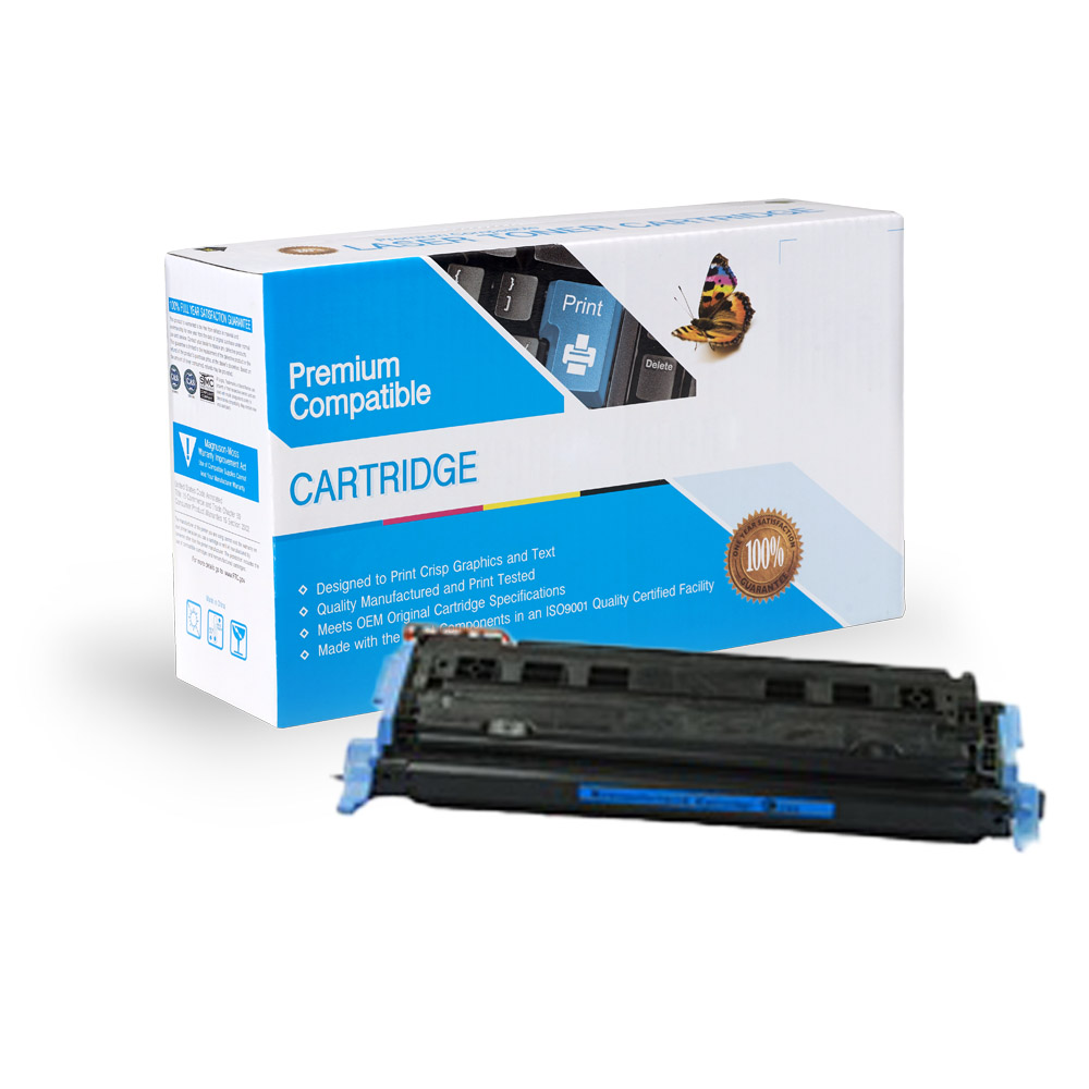 HP Remanufactured Toner Q6001A