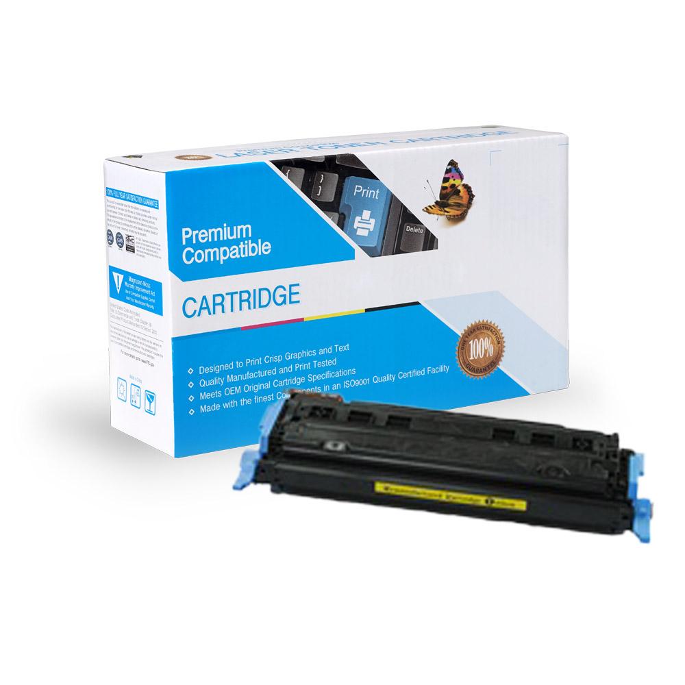 HP Remanufactured Toner Q6002A