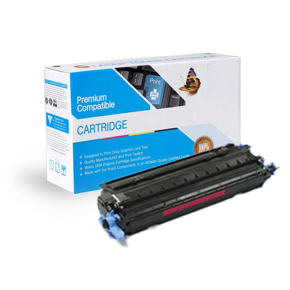 HP Q6003A (HP 124A) Magenta Toner Cartridge