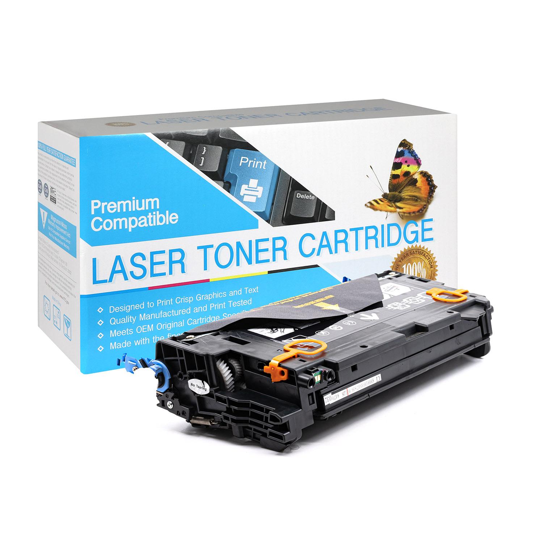 Canon Remanufactured Toner 2578B001AA, CRG117BK, Q6470A