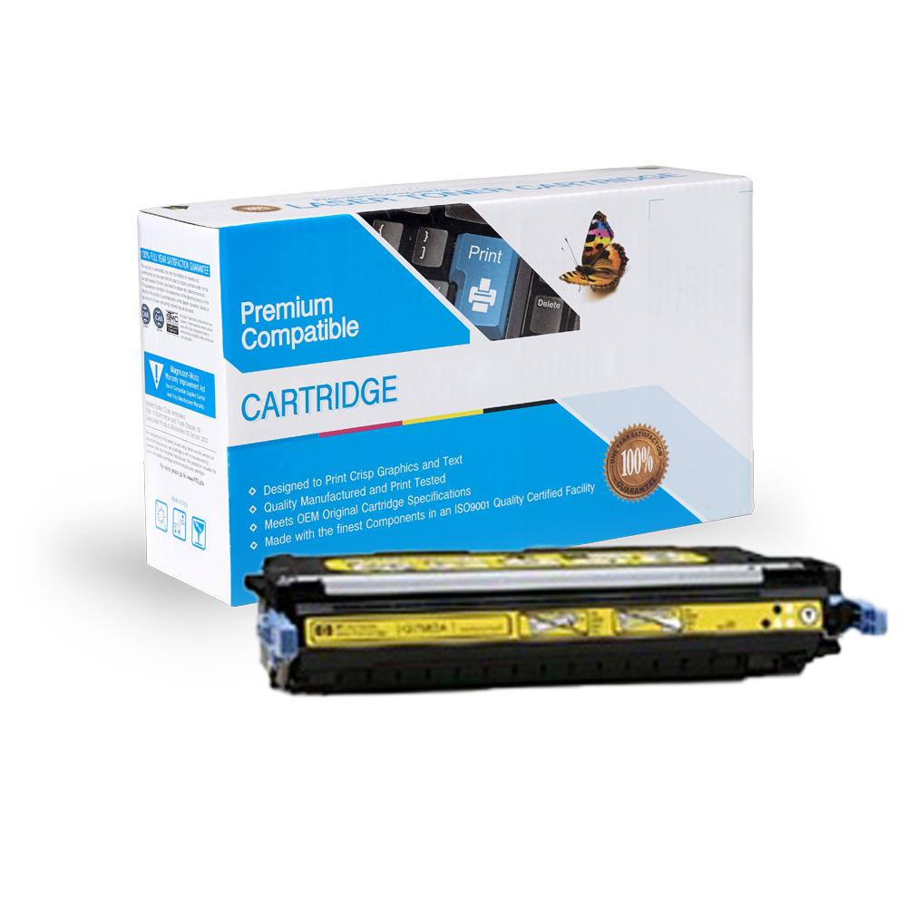 HP Remanufactured Toner Q7582A