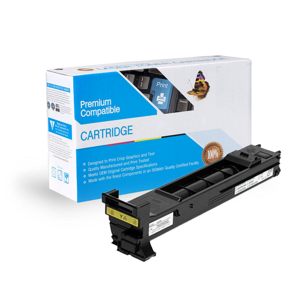 Konica-Minolta Compatible Toner A0DK232