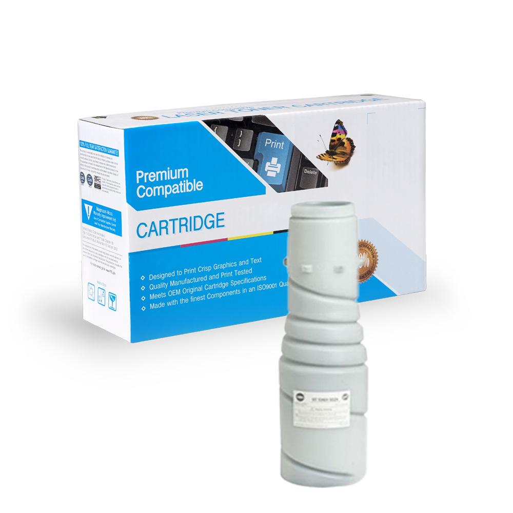 Konica-Minolta Compatible Toner 8936-602, 105-A/106A, 8936-402, 302-A, TN114