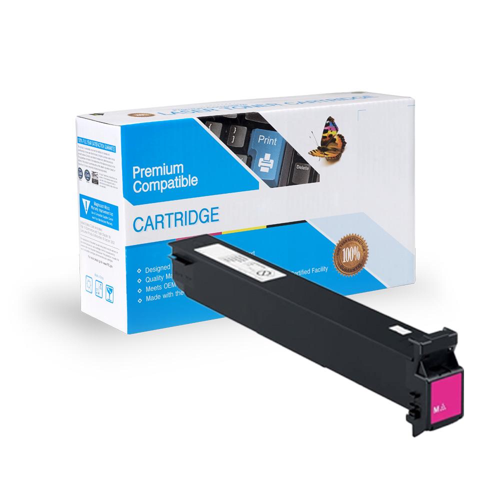 Konica-Minolta Compatible Toner TN411M, TN611M, A070330
