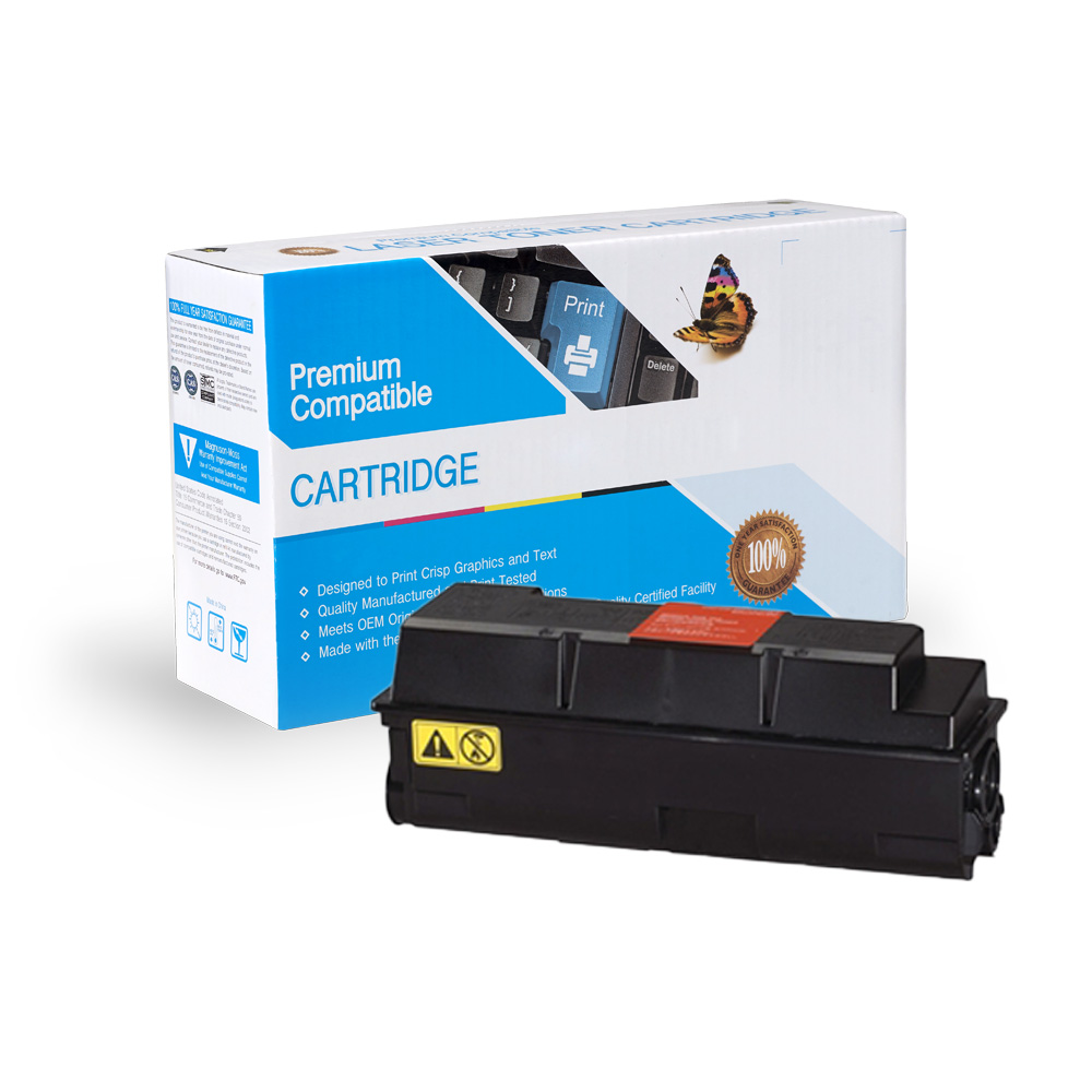 Kyocera-Mita Compatible Toner TK320, TK322