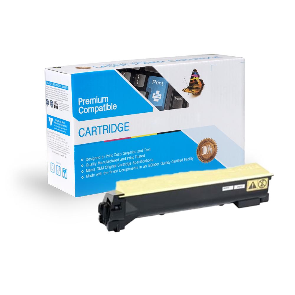Kyocera-Mita Remanufactured Toner TK542Y, 1T02HLAUS0