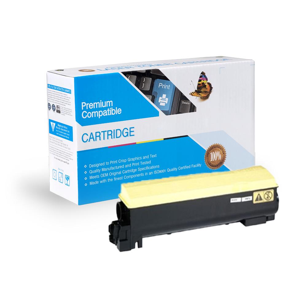Kyocera-Mita Compatible Toner TK572Y
