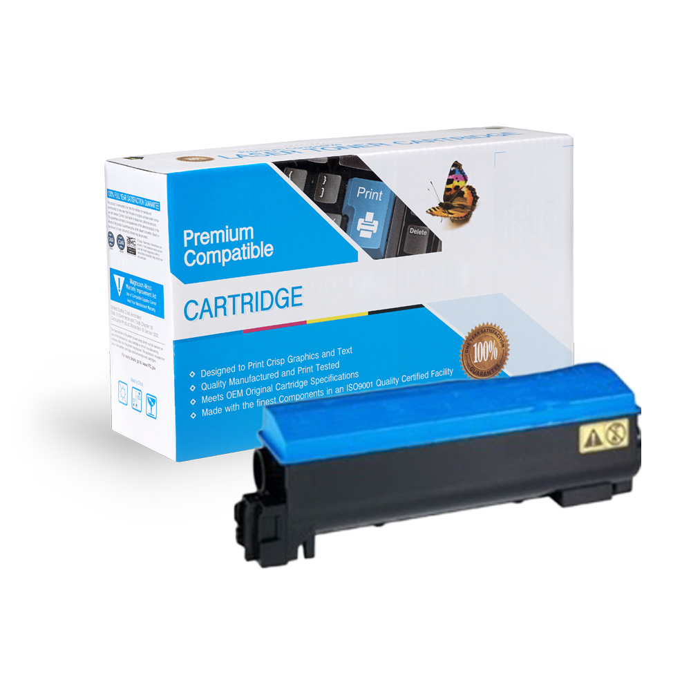 Kyocera-Mita Compatible Toner TK582C
