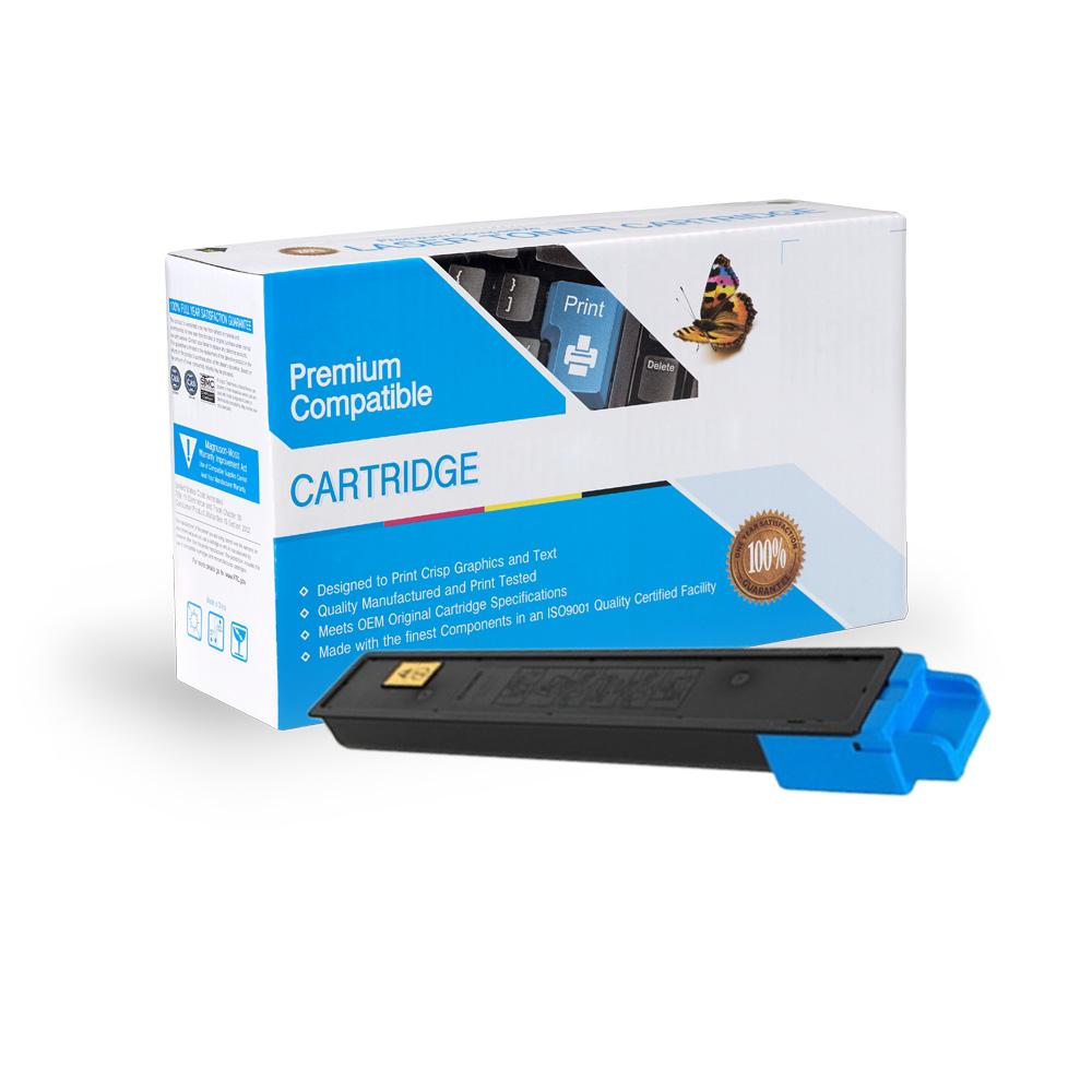 Kyocera-Mita Compatible Toner TK8327C, TK8329C