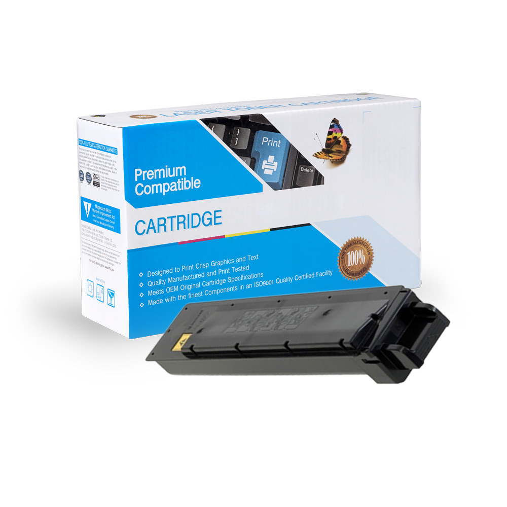 Kyocera-Mita Compatible Toner TK8327K, TK8329K