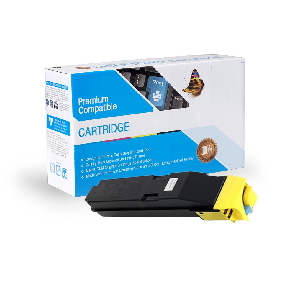 Kyocera-Mita Compatible Toner TK8507Y, TK8509Y