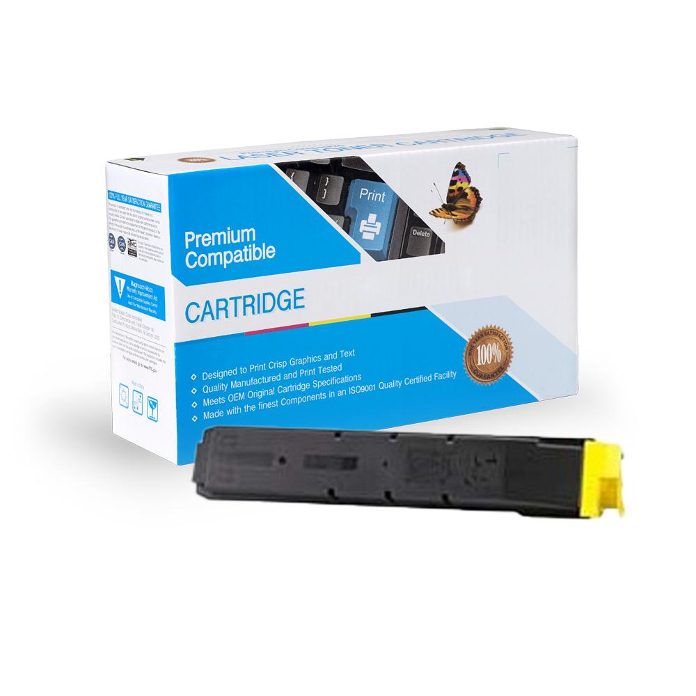 Kyocera-Mita Compatible Toner TK-8602Y