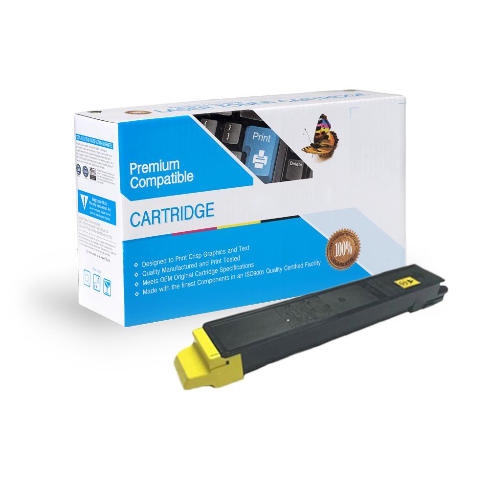 Kyocera-Mita Compatible Toner TK897Y